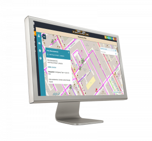 Street works planning software