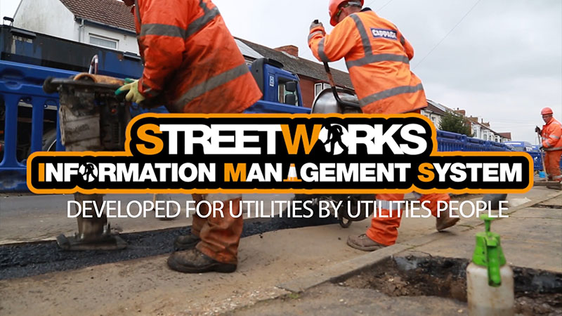 Streetworks Software SwIMS video
