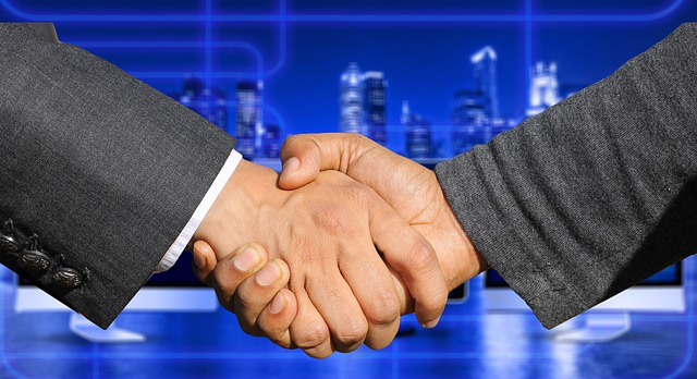 software and services merge